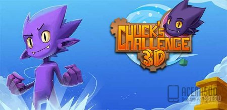 Chuck's Challenge 3D Reloaded