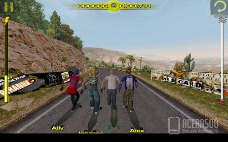 Downhill Xtreme v1.0.5 [свободные покупки]