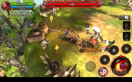 Kritika: Chaos Unleashed v2.4.6 [мод]