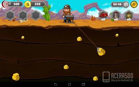 Gold Miner Приключения v1.0.1