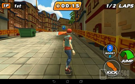 Urban Skater: Speed Rush v2.0