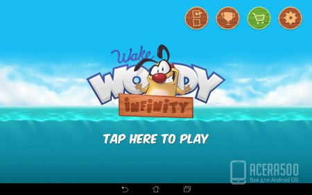 Wake Woody Infinity v1.2 [свободные покупки]