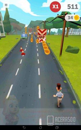 Run Forrest Run v1.1.0 [свободные покупки]