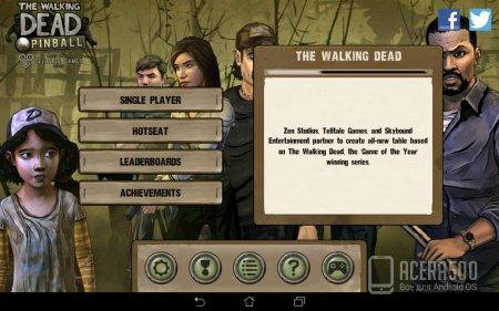 The Walking Dead Pinball v1.0