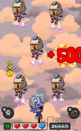 Bounty Hunter vs Zombie v2.0.0 [свободные покупки]