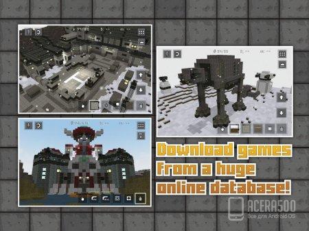 Block Fortress v1.00.02 [свободные покупки]