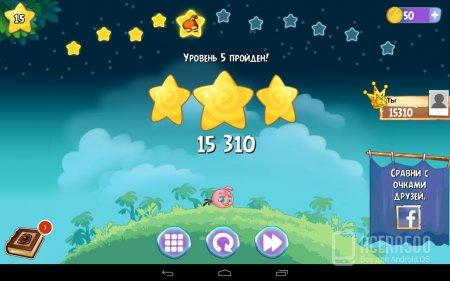 Angry Birds Stella v1.0.1 [свободные покупки]