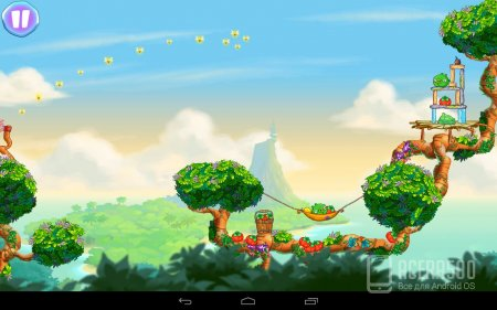 Angry Birds Stella v1.1.1 [свободные покупки]