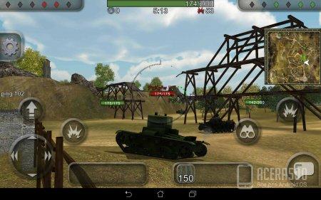 Wild Tanks Online v1.07