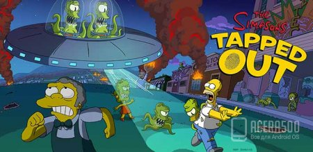 The Simpsons�: Tapped Out v4.11.1 [Online] [��������� �������]