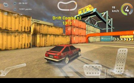Real Drift Car Racing v2.5 [свободные покупки]
