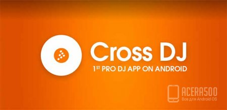 Cross DJ - Mix your music