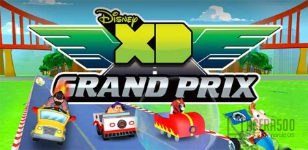 Disney XD Grand Prix