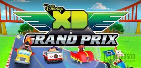 Disney XD Grand Prix v1.5 [свободные покупки]
