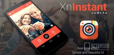 XnInstant Camera Pro - Selfie