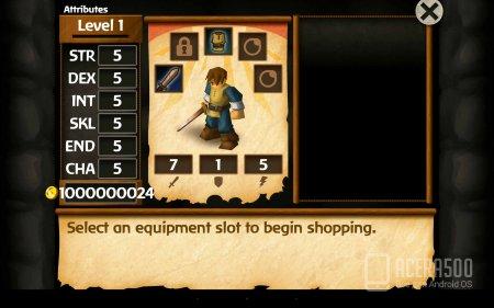 Battleheart Legacy v1.2.5 [свободные покупки]