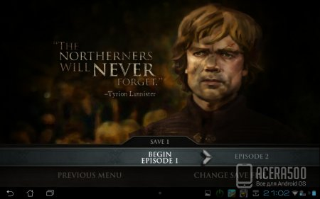 Game of Thrones v1.23 (Rus)