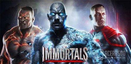 WWE Immortals v2.0.1 [свободные покупки]