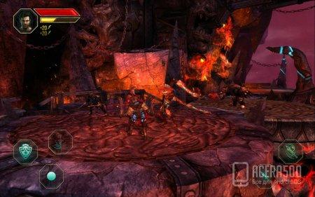Godfire: Rise of Prometheus v1.0.8 [свободные покупки]