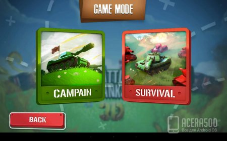 Боевые Танки 3D: Армагеддон v1.0.4 [свободные покупки]
