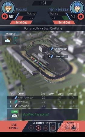 Motorsport Manager v1.1.3 [свободные покупки]