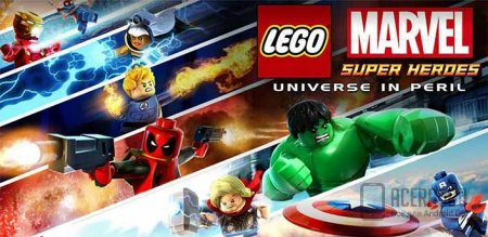 LEGO® Marvel Super Heroes (Full) v1.06.1~4