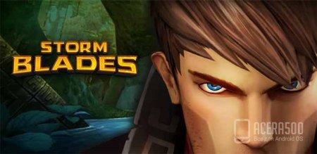 Stormblades v1.0.9 [свободные покупки]