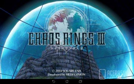 CHAOS RINGS III v1.1.0