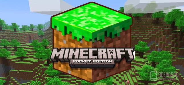 Minecraft - Pocket Edition 3D v0.14.0 [полная версия]
